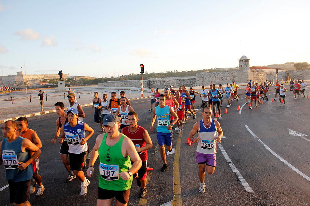 Cuba will join the celebration for the Global Running Day
