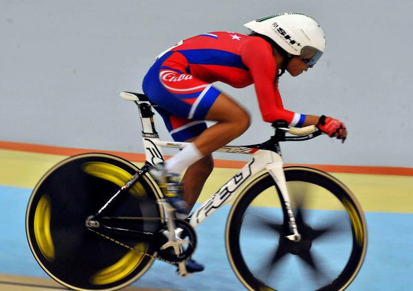 Cuban Mejias highlighted in Pan-Am Track Cycling Championships