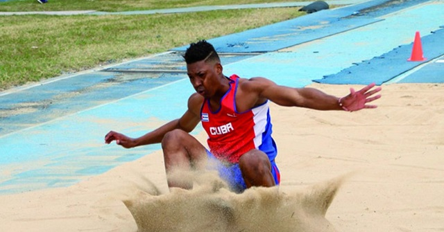 Cuban track and field athletes with great performance in Europe